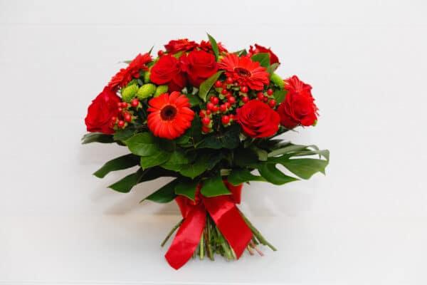 bouquet perfetto regalo per laurea-consegna a domicilio